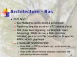 architecture bus29