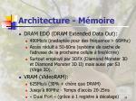 architecture m moire34