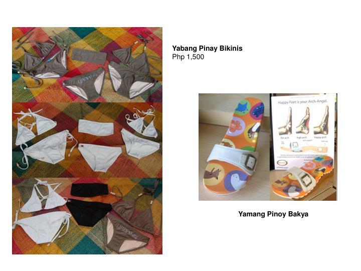 Yabang Pinay Bikinis