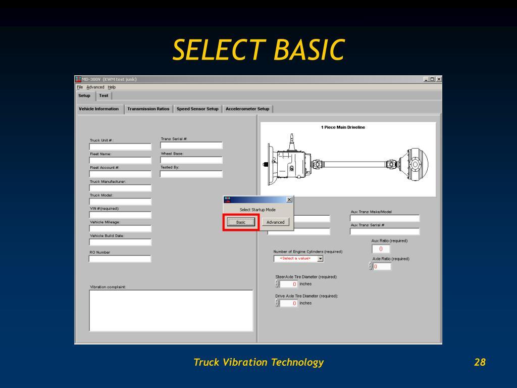 SELECT BASIC