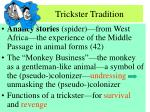 trickster tradition