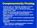 complementarity pivoting