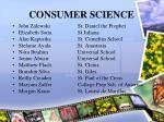 consumer science43