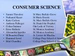 consumer science44
