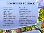 consumer science46
