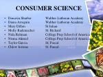 consumer science47