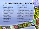 environmental science54
