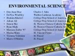 environmental science55