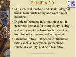 safalfin 2 0