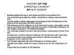 history of the christian church b philip schaff