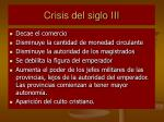 crisis del siglo iii