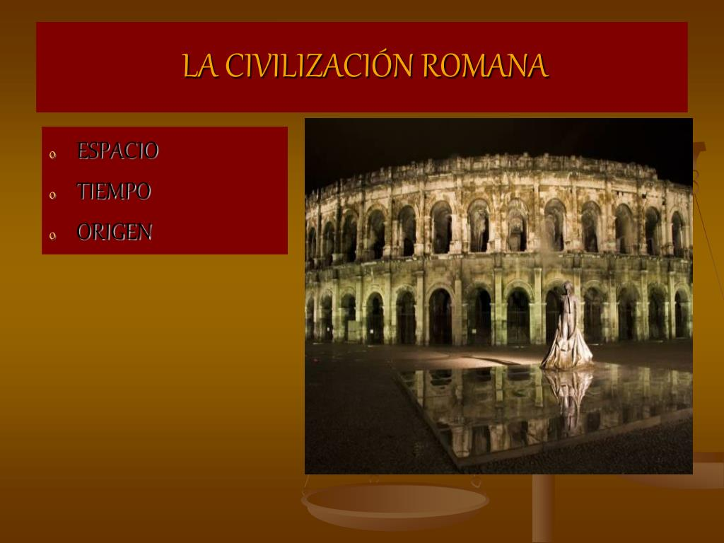 la civilizaci n romana l.