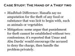 case study the hand of a thief two