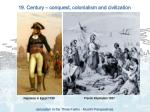 19 century conquest colonialism and civilization