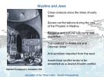 muslims and jews