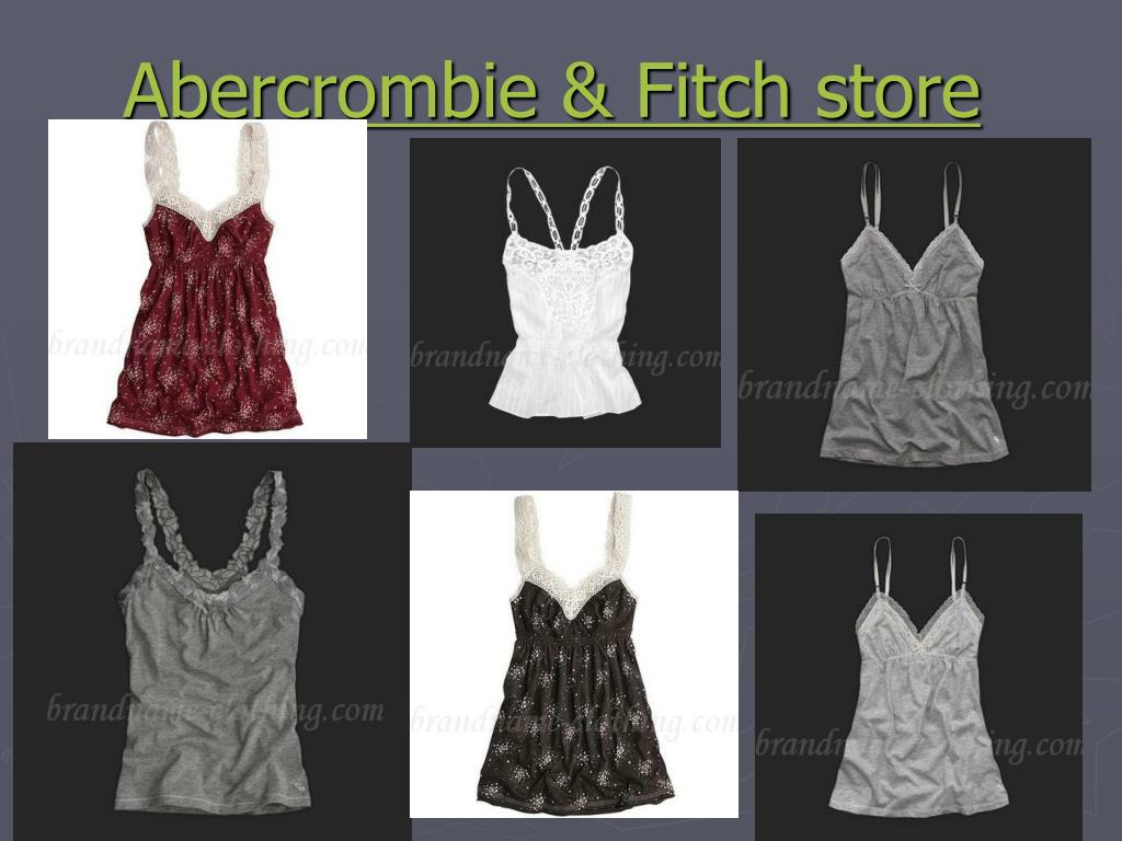 abercrombie fitch store l.