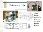 telemetry lab