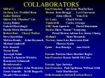 collaborators38