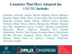 countries that have adopted the uncisg include
