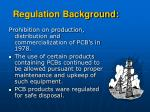 regulation background19