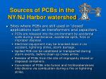 sources of pcbs in the ny nj harbor watershed26