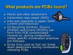 what products are pcbs found8