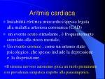 aritmia cardiaca