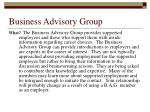 business advisory group48