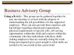 business advisory group49