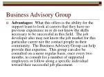 business advisory group51