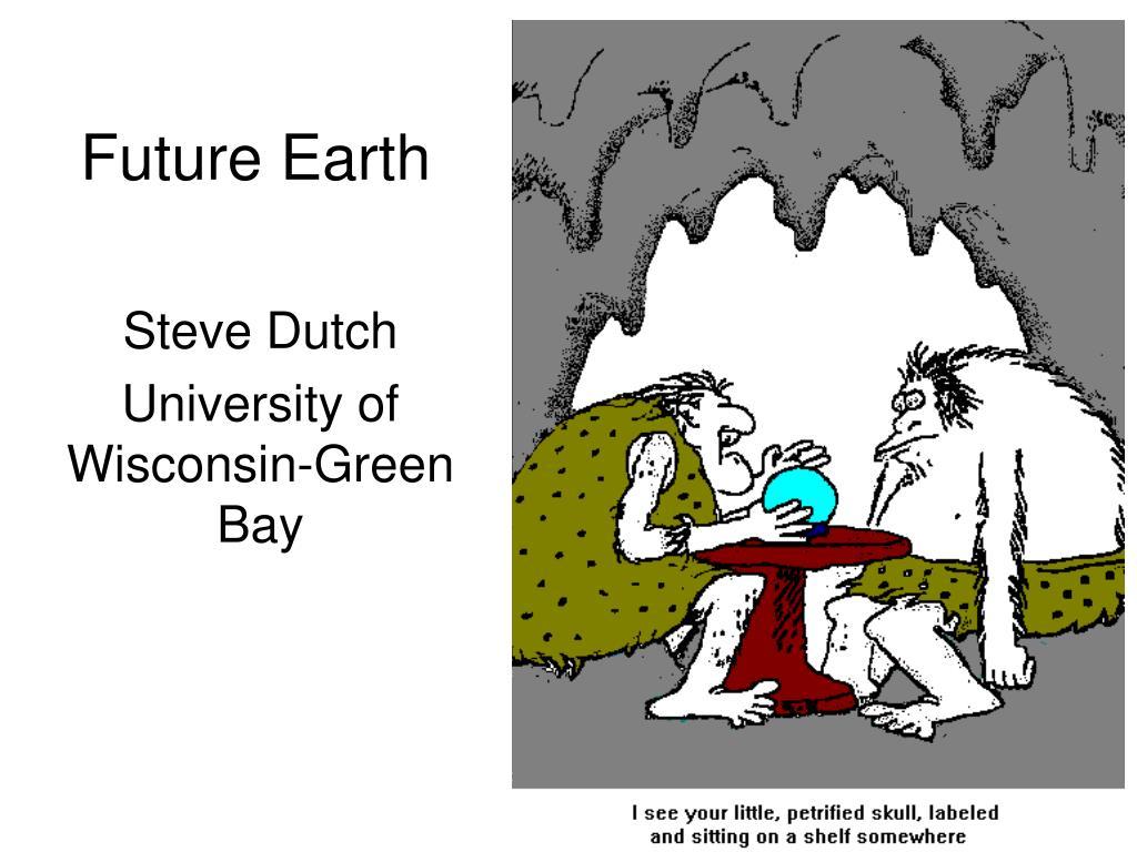 future earth l.