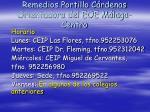 remedios portillo c rdenas orientadora del eoe m laga centro