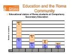 education and the roma community15