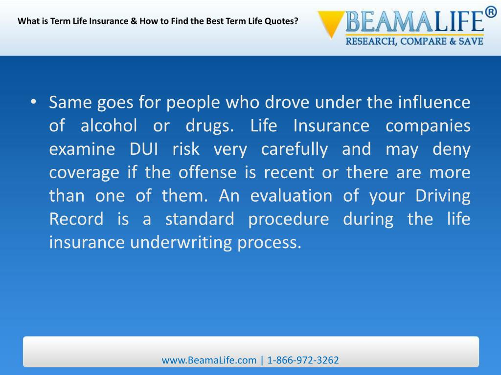 What is Term Life Insurance & How to Find the Best Term Life Quotes?