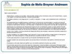 sophia de mello breyner andresen5