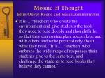 mosaic of thought ellin oliver keene and susan zimmermann