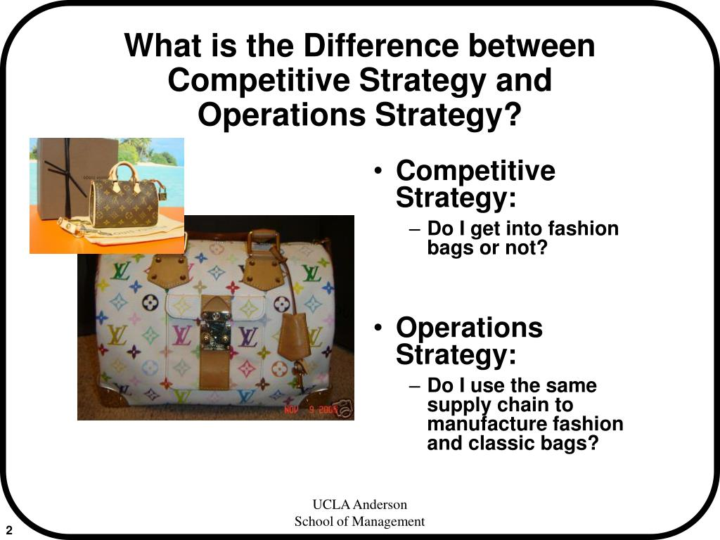difference between strategy operational decisions Difference between strategy & operational decisions the success of a business depends on the decisions made by key personnel in the organization however, these individuals can make poor decisions that will be detrimental to the organization strategy and operational decisions address different aspects of the organization.