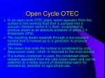 open cycle otec