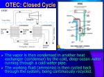 otec closed cycle