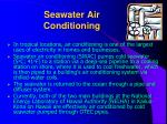 seawater air conditioning