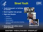 street youth