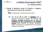 2 an lisis del proyecto soct 2 2 an lisis jur dico17