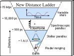 new distance ladder