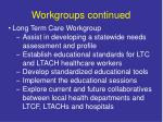 workgroups continued1