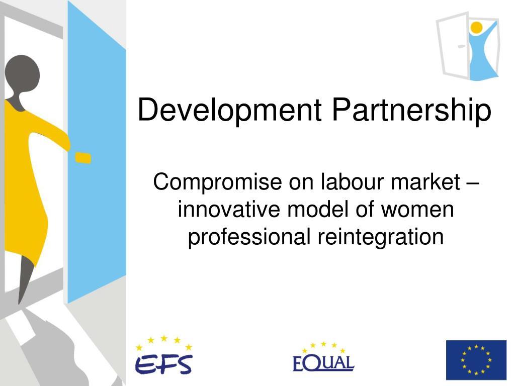 development partnership l.