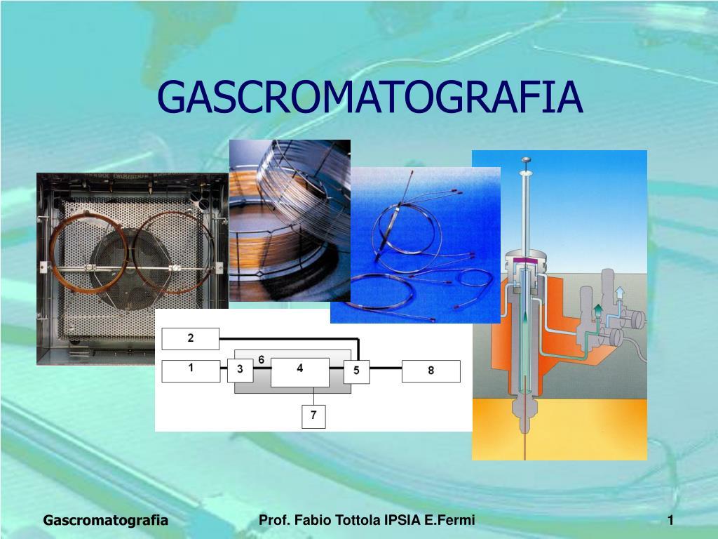 gascromatografia l.