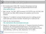 the qall me project