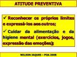 atitude preventiva53