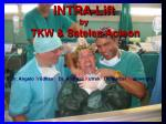 intra lift by tkw satelec acteon
