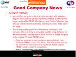 good company news16